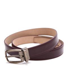 Dolce&Gabbana/杜嘉班纳腰带-男士棕红色皮带 材质:牛皮图片
