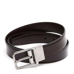 Dolce&Gabbana/杜嘉班纳腰带-男士黑色皮带 材质:牛皮图片