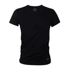 CK/卡尔文·克莱因 男士内衣纯棉圆领短袖T恤三条装 U4001图片