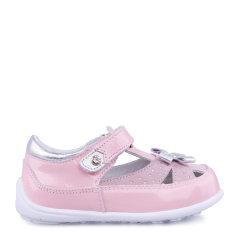Eurobimbi欧洲宝贝全皮包头女童凉鞋适合18个月-4.5岁EB1601P009图片