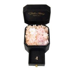 GeleiStory/GeleiStory读心女神淡水珍珠项链永生花礼盒 白色 伴手礼 送闺蜜 生日礼物 送爱人 年货节 店铺特惠图片