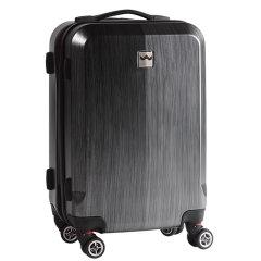 WAAGE/WAAGE 高速公路系列 PC/ABS 中性款式 24寸 钻石纹 八轮 减震 拉杆箱 托运箱 行李箱图片