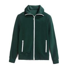 【奢品节可用券】【DesignerMenwear】DEPOT3/DEPOT3品牌18秋冬新品立领运动男士夹克图片