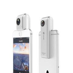 insta360 Nano VR全景相机720度3D立体直播运动摄像微博全景自拍图片