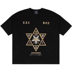 【19春夏新款】BOY LONDON 韩版 男女同款 短袖T恤 B92TS1216U图片