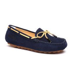 AUSNOW UGG/AUSNOW UGG  平跟鞋 春夏新款 经典单豆豆鞋舒适耐穿图片