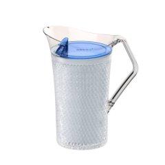 Asobu爱斯堡过滤式凉水壶P100 家用塑料耐热耐刮大容量冷水壶1.5L图片