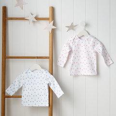 Sheridan/喜来登 母婴用品凯瑞秋季婴儿长袖T恤图片