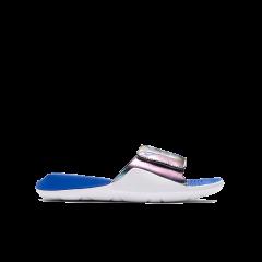 NIKE耐克 AIR JORDAN HYDRO 7 GS AJ乔7 女子运动休闲拖鞋 鞋子 AA2516-007  AA2516-100图片