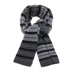 Zynni Cashmere(Zynni Cashmere) Zynni Cashmere 银纱装饰羊绒围巾 3259A图片