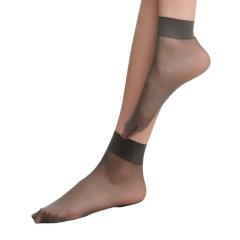 GATTA/GATTA LAR系列15D春夏薄款透明纯色短丝袜 女士基础短筒袜(2双装)图片