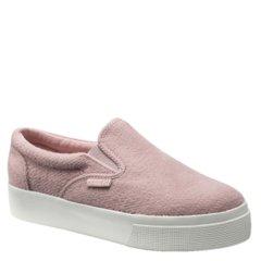 SUPERGA/SUPERGA 意大利国民鞋 2018冬季新款时尚增高鞋透气松紧休闲松糕鞋 女鞋图片