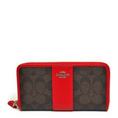 COACH/蔻驰 PVC 女士长款钱包钱夹手拿包 54630图片