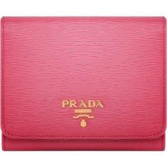 PRADA/普拉达  钱包 1MH176 2EZZ红色系 均码图片