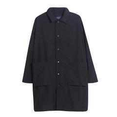 DEPOT3/DEPOT3男装品牌男士外套翻领薄风衣图片