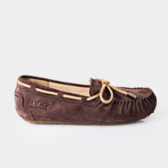 OZLANA UGG/OZLANA UGG  女士休闲运动鞋  春夏瘦版气垫豆豆单鞋图片