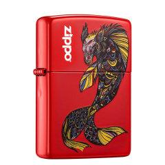 zippo芝宝美国原装防风打火机山海经系列珍藏套装图片
