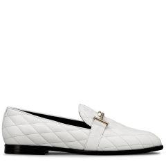 【刘诗诗同款】Tod's/托德斯女士平跟鞋牛皮莫卡辛鞋图片