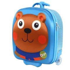 瑞士OOPS旅行箱儿童拉杆箱 超轻可登机 [品牌:OOPS/OOPS,材质:聚酯纤维,材质:聚酯纤维]图片