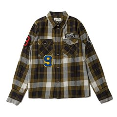 DIESEL KIDS 迪赛 男童长袖衬衫 儿童衬衫 1174C001图片