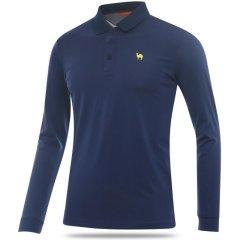 【特价】PALM SPRING / 棕榈泉 高尔夫服装男士POLO衫 长袖翻领T恤 STSM171132图片