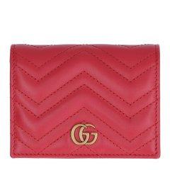 GUCCI/古驰 21年春夏 GG Marmont系列卡包 女性 钱包 466492dtd1t图片
