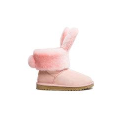 【免税】EVER UGG/EVER UGG  女士雪地靴 21965 明星合作款 巴蒂兔明星兔子鞋 成人款图片