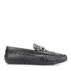 TIMOTHY&CO./迪迈奇 男士乐福鞋英伦一脚蹬套脚百搭潮流新款休闲鞋秋季男士乐福鞋 TMJ53047图片