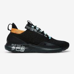 美国后秀 男鞋 2020夏季 情侣款 新款 网面透气 男运动鞋 防滑耐磨 跑步鞋图片