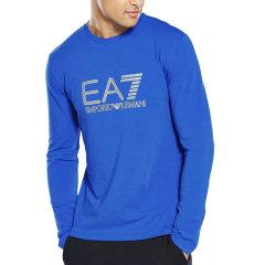 Emporio Armani/安普里奥阿玛尼  【17年春夏新款】EA7男士长袖圆领T恤 【黑蓝双色可选】 【170420】图片