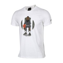 adidas/阿迪达斯 2018男HARDEN哈登NBA篮球运动休闲T恤 CV9966/CV9967/CV9968/CV9958/CV9969/CV9965/DP9102/DP9101/DP9100图片