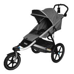 Thule 拓乐 瑞典 城市版格莱德  三轮 婴儿车 流线型设计 轻便耐用 角动量更大图片