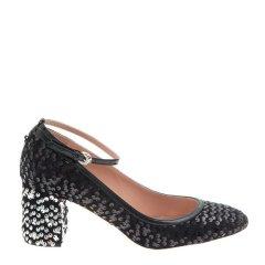 【折扣】 ROCHAS/巴黎罗莎 方跟鞋 尖头鞋 高跟鞋 3268 跟高:6.5cm图片