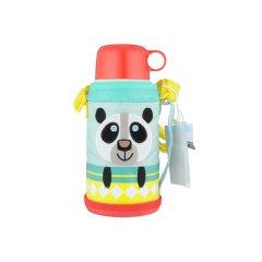 TIGER/虎牌 等外品儿童保温杯304不锈钢MBJ-C06C水杯宝宝爱喝水图片