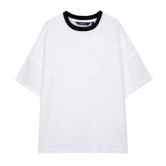 DEPOT3/DEPOT3男装品牌麻套头男士短袖衬衫图片