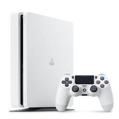 SONY/索尼 PS4 国行游戏主机ps4 pro slim psvr 娱乐 游戏机 slim 500G 黑 白 pro 1TB 2TB 黑白 可选图片