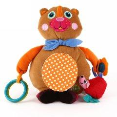 瑞士Oops 多功能毛绒玩具  益智趣味小伙伴图片