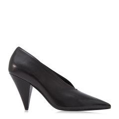 【包税】CELINE/赛琳  Nappa 90 Pumps女士牛皮中跟鞋 323603LSVC38NO黑色 欧码36图片