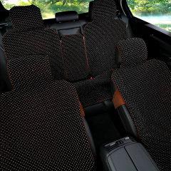 pinganzhe  汽车新款夏季通用木珠座垫 汽车夏季凉垫 厚皮香木座垫  鸡翅木座垫 汽车座垫图片