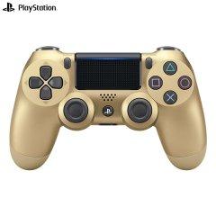 SONY/索尼 PS4官方配件 PlayStation4 pro slim 游戏手柄 黑 白 红 蓝 银 铜 水晶 晶透 钢铁黑 迷彩色 多色可选图片