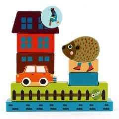 瑞士Oops 磁性想象力 积木 玩具图片