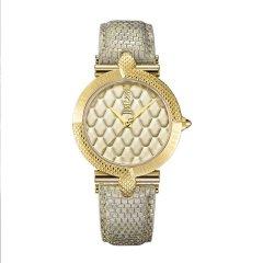 JUST CAVALLI/JUST CAVALLI【意大利设计师品牌】女士手表 性感表盘个性潮流纤薄纲带腕表女士石英手表图片