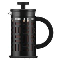 bodum波顿法压壶 艾琳系列进口玻璃法压壶 不锈钢耐热虑压茶壶小容量350ml图片
