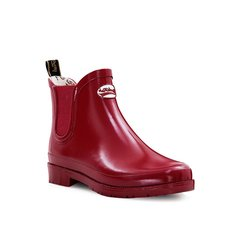 Rockfish/Rockfish 女士雨鞋春夏季英国新款切尔西雨靴女士时尚雨鞋女 低筒水鞋女防滑胶鞋图片