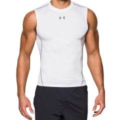 Under Armour 安德玛 2020年春夏 UA男子 Armour 运动训练健身无袖紧身衣 1257469图片