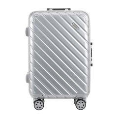 ELLE/ELLE 斜条纹PC/ABS 中性款式拉杆箱 ELDL2018-24(24寸)图片