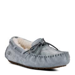 【免税】UGG女鞋  新款蝴蝶结纯羊毛浅口平底鞋豆豆鞋 平跟鞋 1019069图片