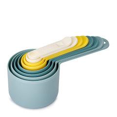 Joseph joseph/Joseph joseph 彩虹量勺8件套/烘焙 做饭好帮手图片