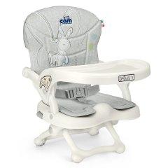 cam/贝贝亲 意大利原装进口多功能宝宝可折叠儿童婴儿便携餐椅学吃饭餐椅S333图片