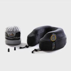 Cabeau(卡布)EVO 创新型太空记忆棉旅行护颈枕 黑/灰/白图片